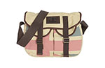 Barbour Bamford Printed Tarras Bag.