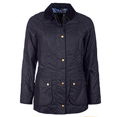 Barbour Ladies Abbey Wax Jacket