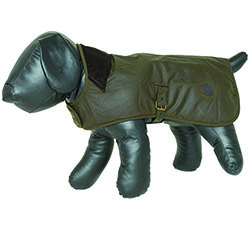 Barbour Waxed Dog Coat
