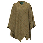 Alan Paine Ladies Tweed Wrap
