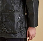 Barbour Beaufort Waxed Jacket