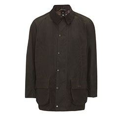 Barbour Bristol Waxed Jacket.