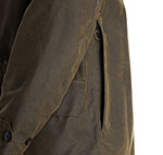 Barbour Men's Icons Haydon Wax