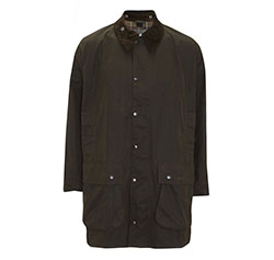 Barbour Classic Northumbria Waxed Jacket