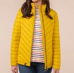 Lighthouse Lara Down Quilted Jacket