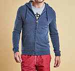 Barbour Garment Dyed Hoody