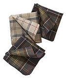 Barbour Triple Handkerchief Set, Classic & Dress Tartan