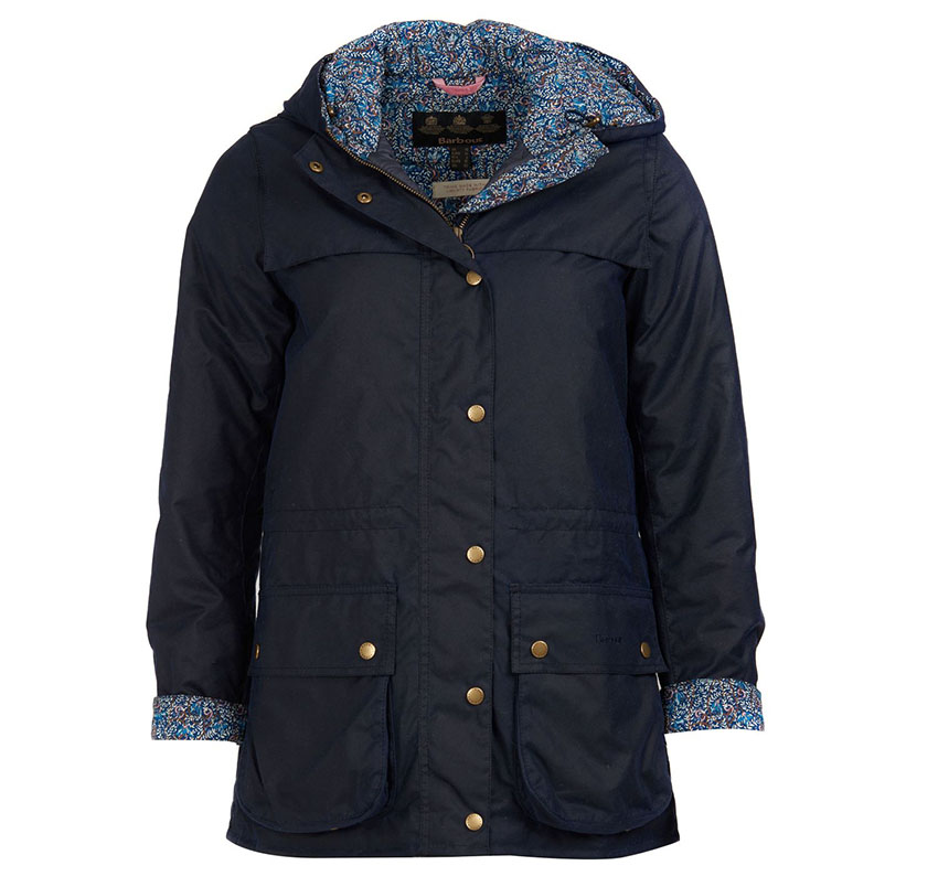 Barbour Blaise Wax Jacket