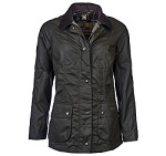 Barbour Ladies Beadnell Waxed Jacket