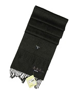 Barbour 100% Lambswool Scarf - Plain