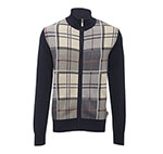 Barbour Downfield Zip Thru' Sweater