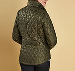 Barbour Ladies Victoria Quilt