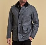 Barbour Chingle Wool Jacket