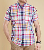Barbour Mens Fred Short Sleeve Shirt