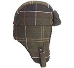 Barbour Shiel Trapper Hat.