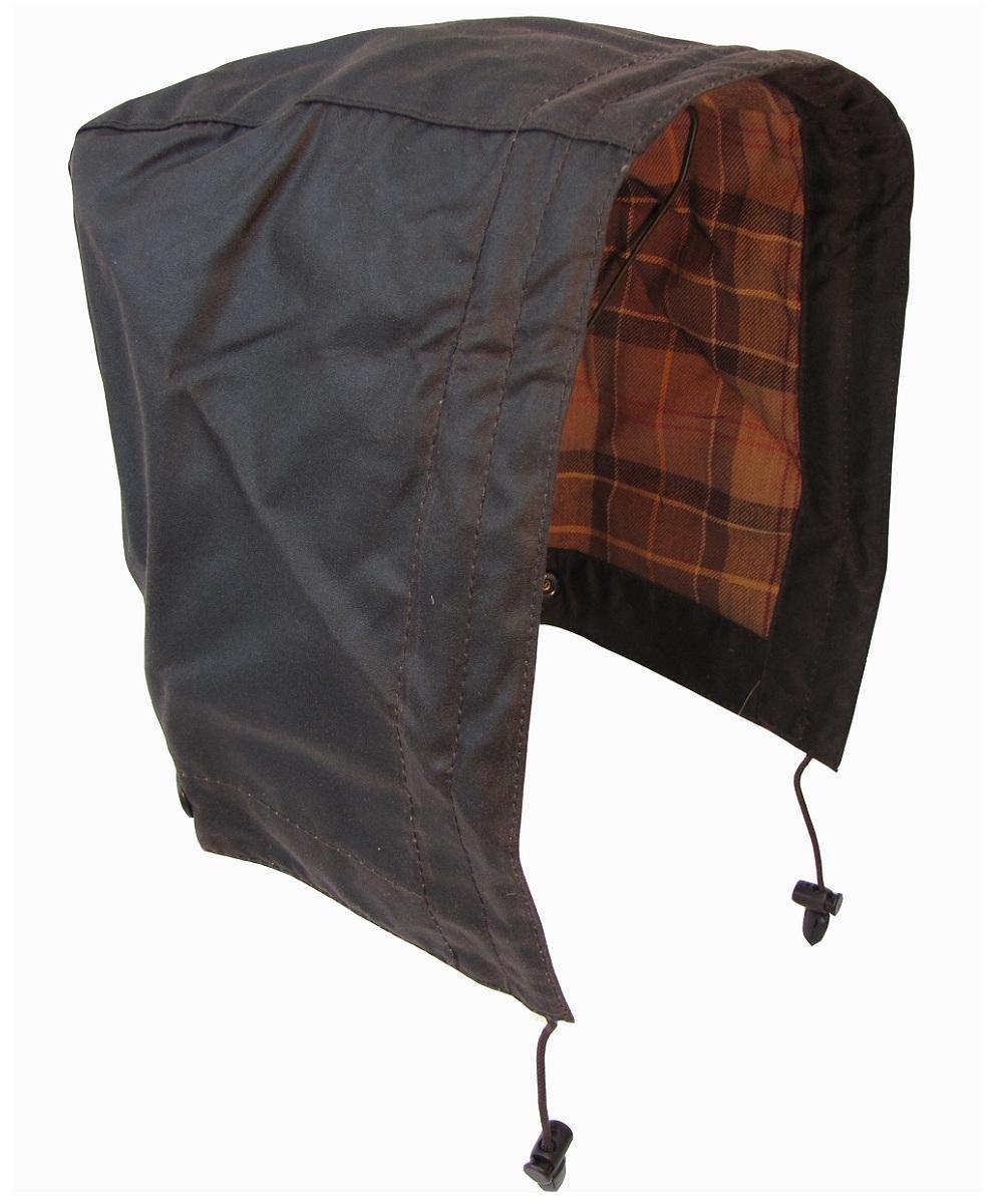 Barbour Waxed Jacket Hood