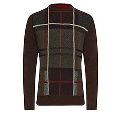 Barbour Sett Crew Neck Jumper