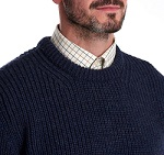Barbour Tyne Crew Neck Sweater