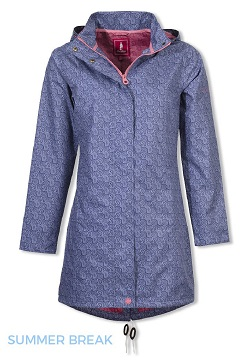 Jack Murphy Sophia Mid-Length Waterproof Coat