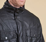 Barbour New Utility Wax Jacket