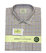 Hoggs of Fife Tattersall Shirt