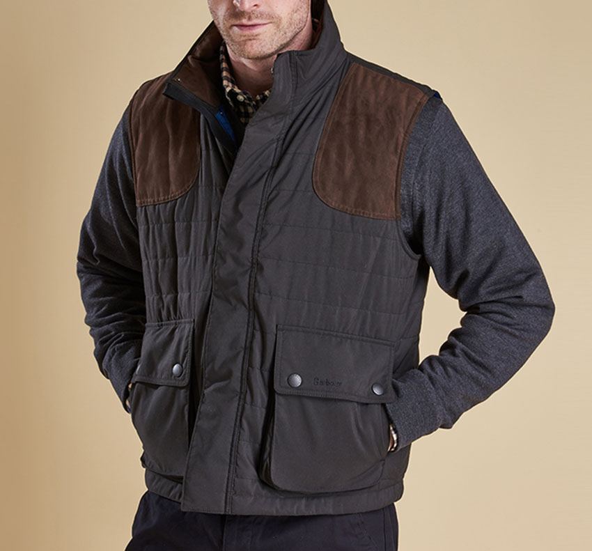 Avocet Quilted Gilet : quilted gilet - Adamdwight.com