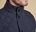 Barbour Shoveler Quilted Jacket