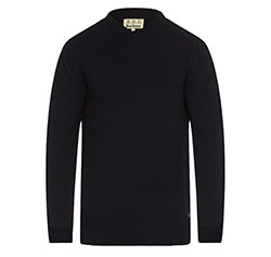 Barbour Nelson Essential V Neck Jumper