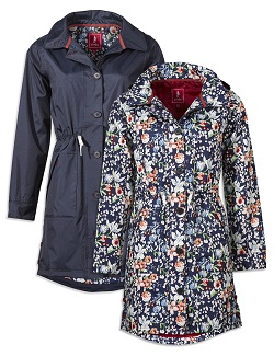 Jack Murphy Ladies Rachel Waterproof Coat