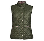 Barbour Ladies Camila Gilet, Liberty Print