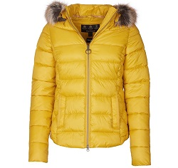 Barbour Ladies Irving Quilted Jacket